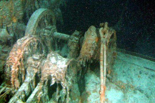 Titanic upposi Pohjois-Atlantilla, noin 560 kilometrin päässä Newfoundlandin saaresta.