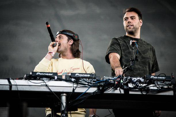 Swedish House Mafia jättää Suomen-keikan väliin.