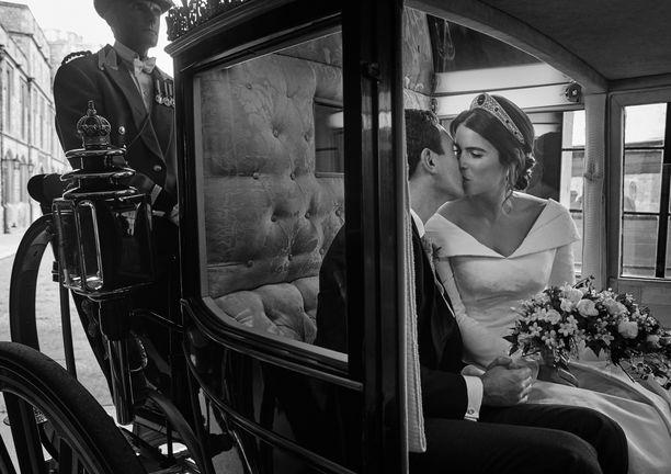 Prinsessa Eugenie ja Jack Brooksbank ovat olleet yhdessä jo yli kymmenen vuotta.