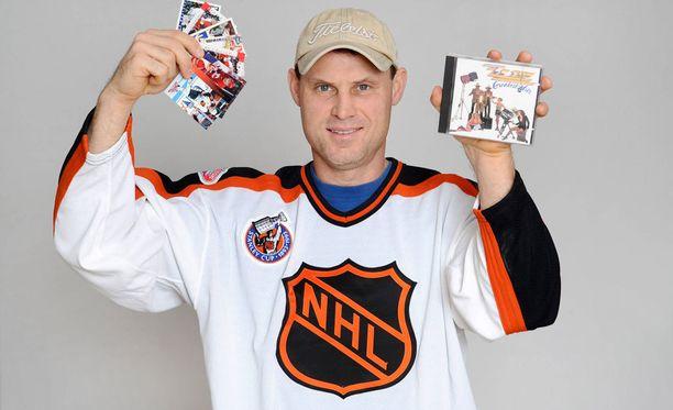 Viidessä eri NHL-seurassa pelannut Zarley Zalapski oli kuollessaan 49-vuotias.