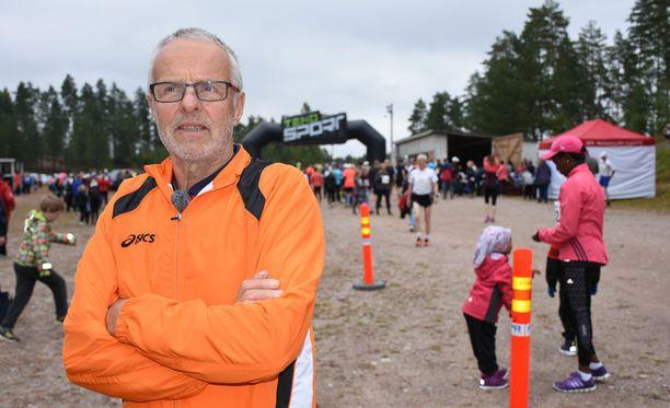 Lasse Virén on pettynyt suomalaisen yleisurheilun tasoon.
