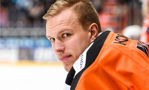 Jere Myllyniemi siirtyy HIFK:hon.