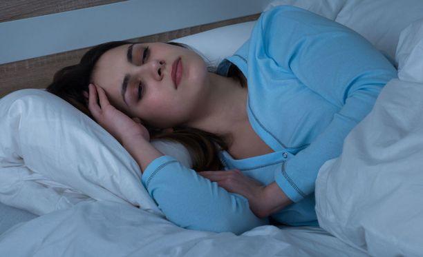 Mikä on, kun uni ei tule, vaikka mitään erityistä murehdittavaakaan ei ole?