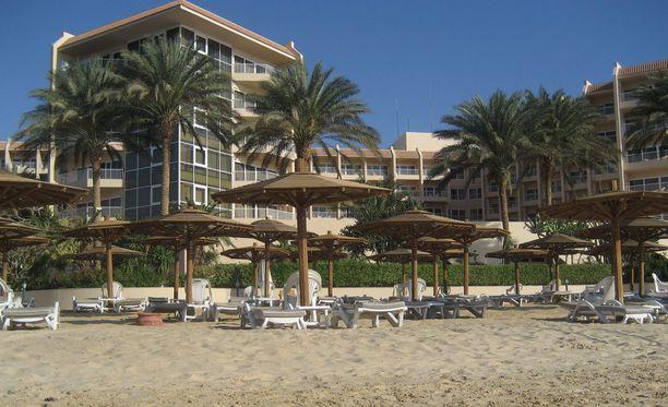 Hurghada on ollut suomalaistenkin turistien suosiossa.