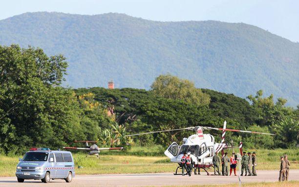 Thaimaan luolaoperaatiota on seurattu maailmalla yli kaksi viikkoa.