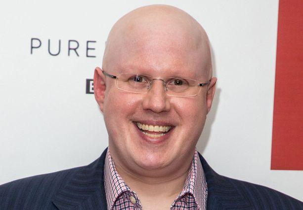 Matt Lucas on tuttu myös komedioista Lennetään! ja Pikku-Britannia USA.