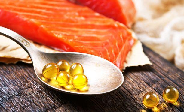 Kala on yksi erinomainen D-vitamiinen lähde.
