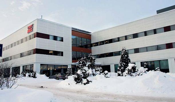 Trainers' House muutti äskettäin Espoon Niittykumpuun.