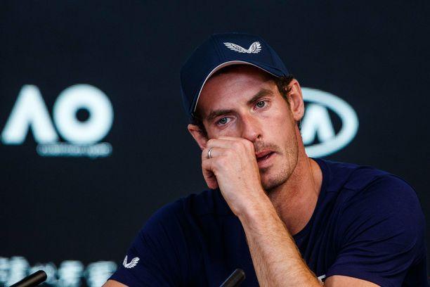 Andy Murrayn uskomaton ura on lähellä päätöstään.
