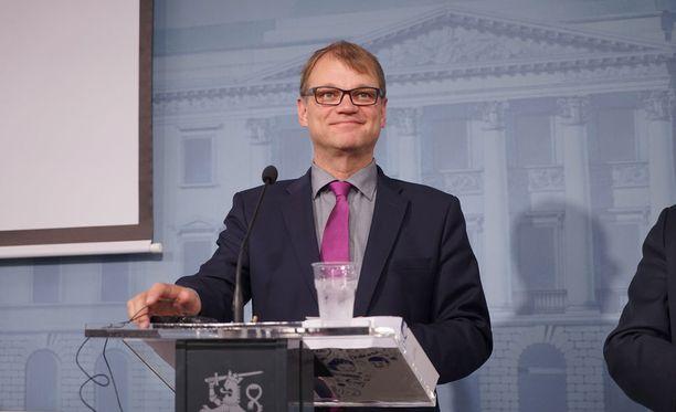 Pääministeri Juha Sipilän hallitus esitteli budjetin torstai-iltana.