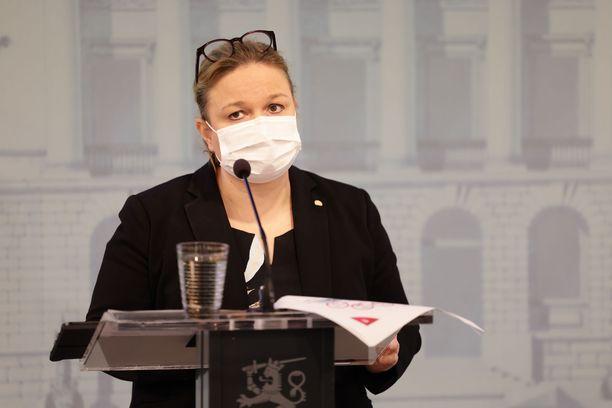 Hallituksen sote-uudistus on henkilöitynyt pitkälti perhe- ja peruspalveluministeri Krista Kiuruun (sd), joka on hallituksen sote-uudistuksesta vastaava ministeri.