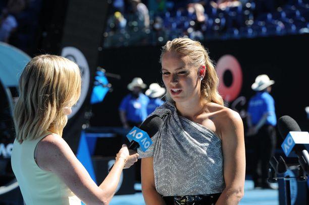 Caroline Wozniacki nousi maailman ykköspelaajaksi vain 20-vuotiaana.