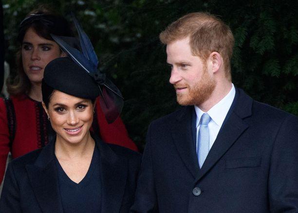 Herttuatar Meghan ja prinssi Harry ovat asuneet piilopirtissään jo ennen häitään. He odottavat tulevan kotinsa Frogmore Cottagen remontin valmistumista.