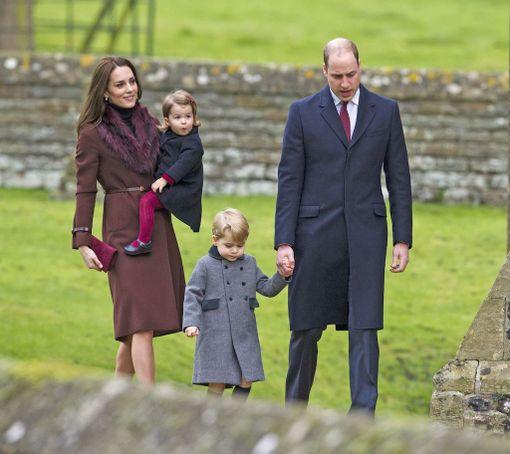Prinssi George ja prinsessa Charlotte nähdään avainrooleissa tädin häissä.
