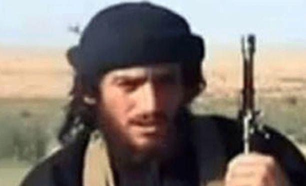Abu Mohammed al-Adnani johti Isisiä Syyriassa.