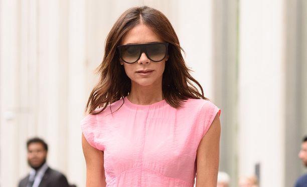 Victoria Beckham on yksi muotimaailman ikoneita.