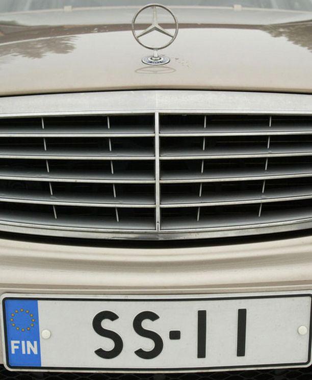 Erityiskilpipäätös on ajoneuvokohtainen ja maksaa tuhat euroa.
