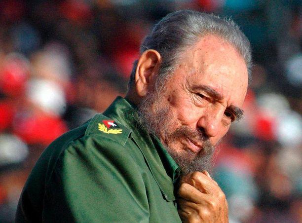 Kuuban entinen johtaja Fidel Castro johti maata yhteensä lähes 50 vuoden ajan.