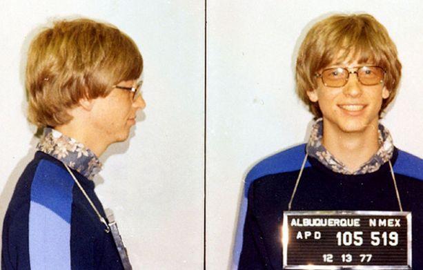 Pidätys ei haitannut Bill Gatesin myöhempää menoa. Hän on tällä hetkellä maailman toiseksi rikkain ihminen noin 100 miljardin euron omaisuudellaan.