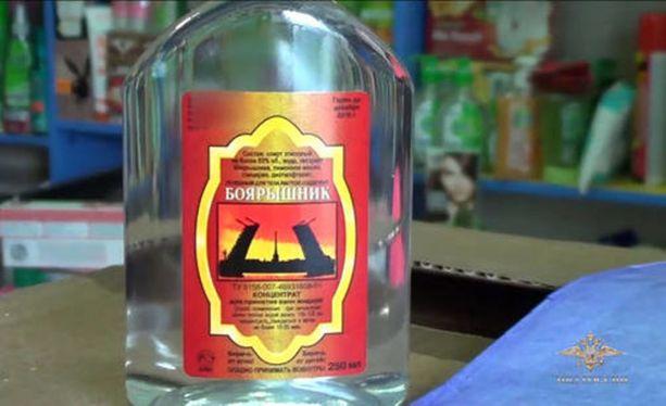 Bojaryshnik-niminen myrkytyksiä aiheuttanut kylpyöljy tappoi yli 70 ihmistä Etelä-Siperian Irkutskissa.