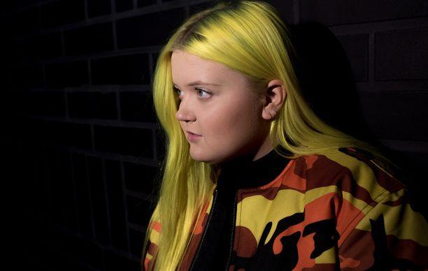 Räväyttääkö poppari Alma Miettinen?
