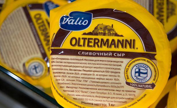 Putinin kannattaja ei kaipaa suomalaisia juustoja.