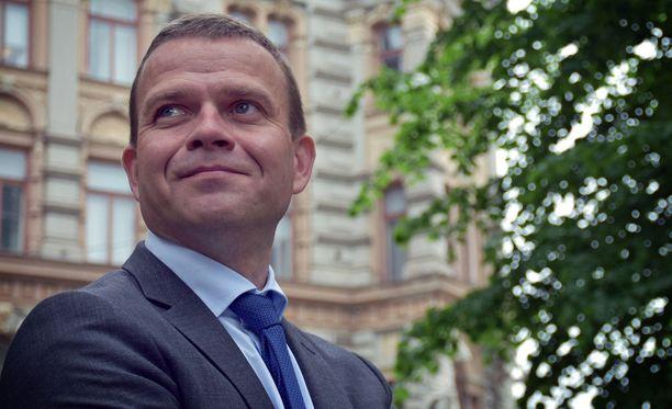 Orpo sanoo Keskisuomalaiselle , että on selvää, että Suomi kannattaa verottamista siellä, missä arvo syntyy.