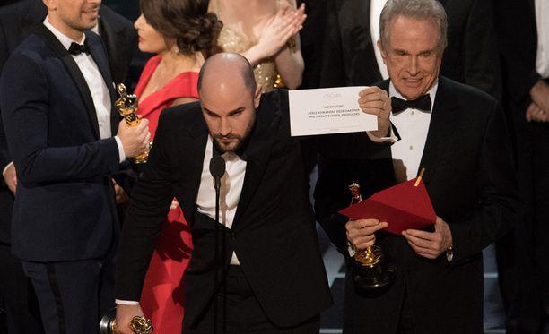 Oscar-sähläykseen näyttää löytyneen syypää.