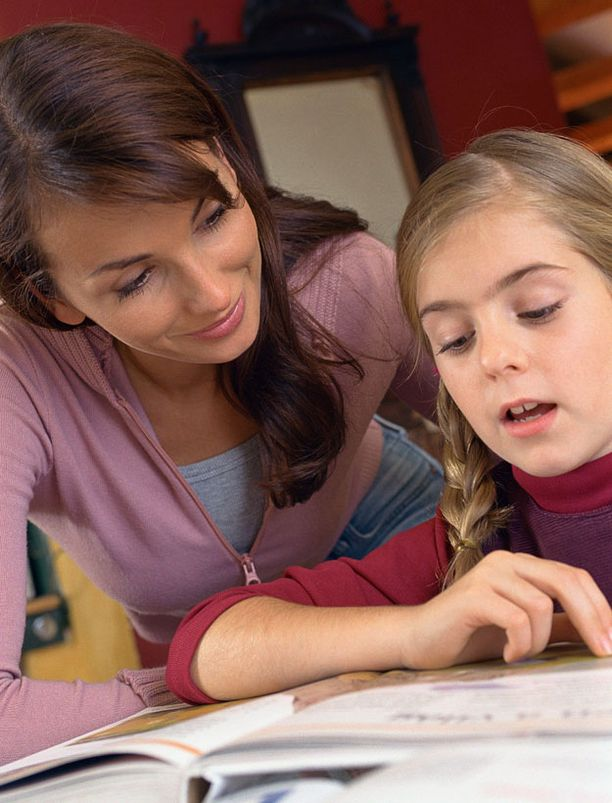 Opettajan tuki on tärkeää etenkin lapsille.