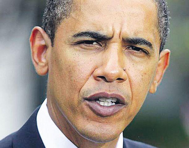 Barack Obama voi iloita laman pohjan ohittamisesta. Ulko-politiikan painopiste on ollut Afganistanissa.