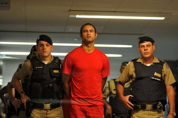 Syyte Bruno Fernandes de Souzaa vastaan nostettiin vuonna 2010.