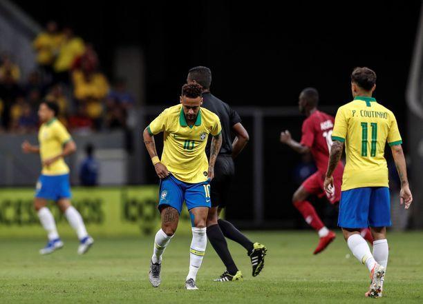 Neymar linkutti ulos Copa Americasta, mutta Brasilia on silti suurin suosikki turnaukseen.