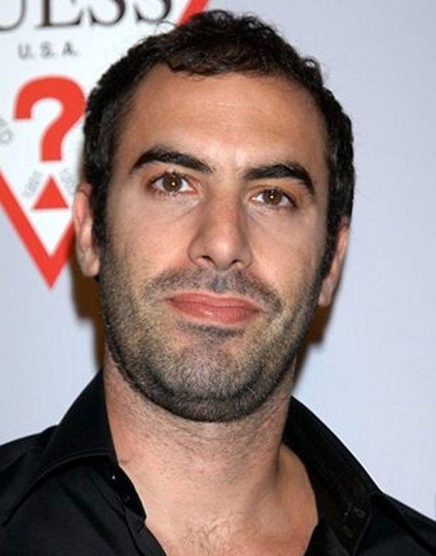 Sacha Baron Cohenin uusin hassuttelu kiellettiin lapsilta.