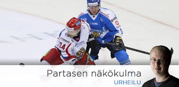 Petteri Nummelinin olympiapaikka on tiukassa.