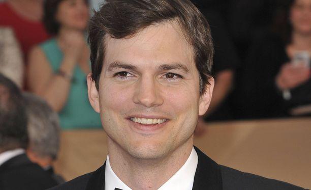 39-vuotias Ashton Kutcher on kahden lapsen isä.