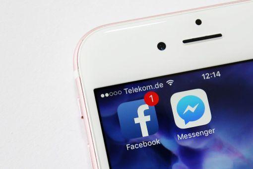 Facebookin messengerissä leviää nyt uusi virus. Kuvituskuva.