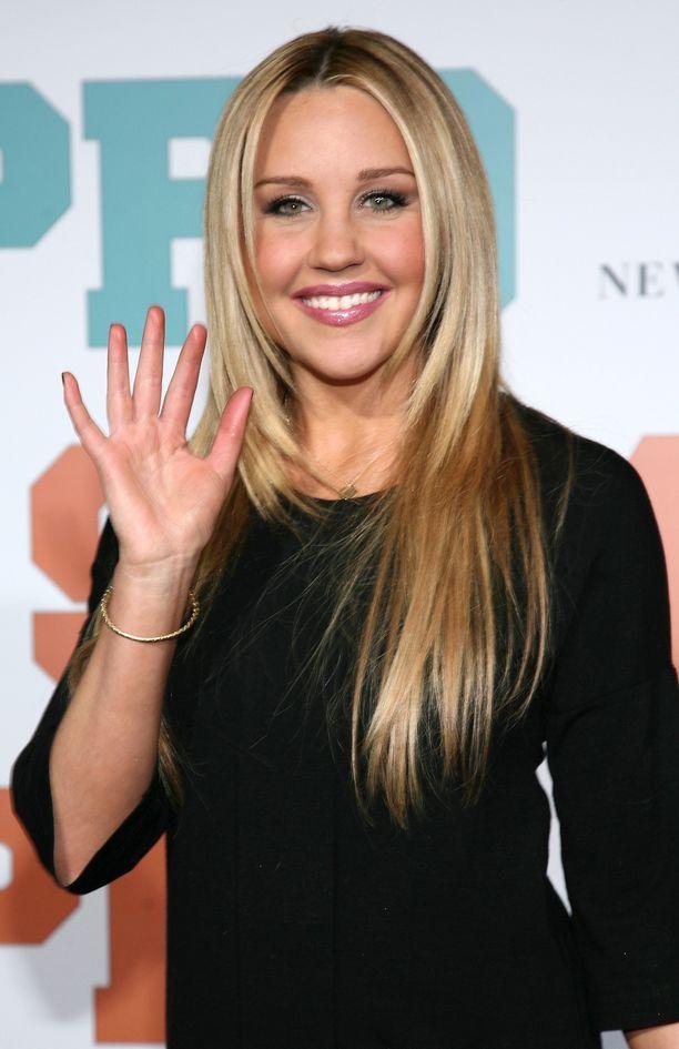 Amanda Bynes, 33, tunnetaan esimerkiksi elokuvista Mistä tytöt tykkää, Haaksirikkohuijaus ja Easy A.