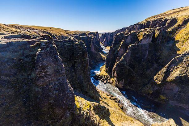 Fjaðrárgljúfur ei kestänyt kävijämäärän rajua nousua.
