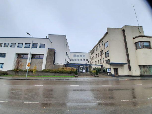 Keski-Suomen käräjäoikeus antoi tuomionsa 31. maaliskuuta. Arkistokuva.