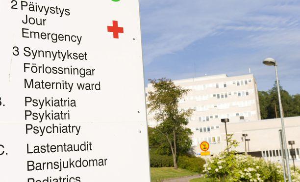 Jorvin sairaala sijaitsee Espoossa.