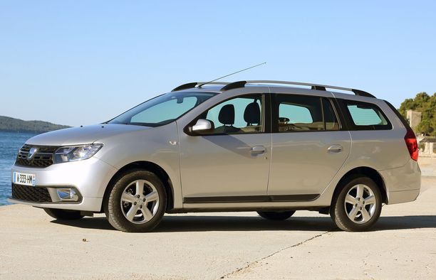 Dacia oli vakuuttava yhdessä maassa: Romaniassa.