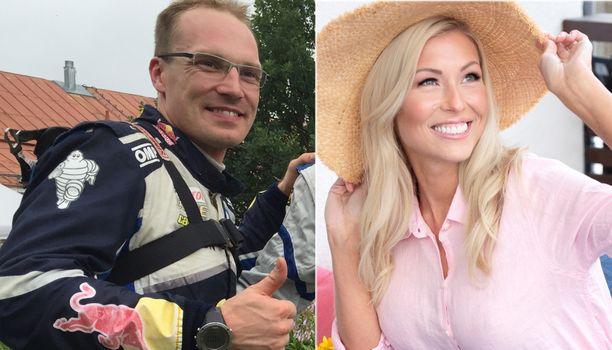 Jari-Matti Latvalan ja Maisa Torpan yhteismökkeilyt on nyt mökkeilty.
