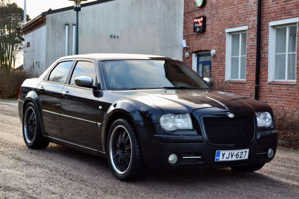 Tummanpuhuva Chrysler on kulkenut yli miljoona kilometriä ilman, että moottoria on vaihdettu kertaakaan.
