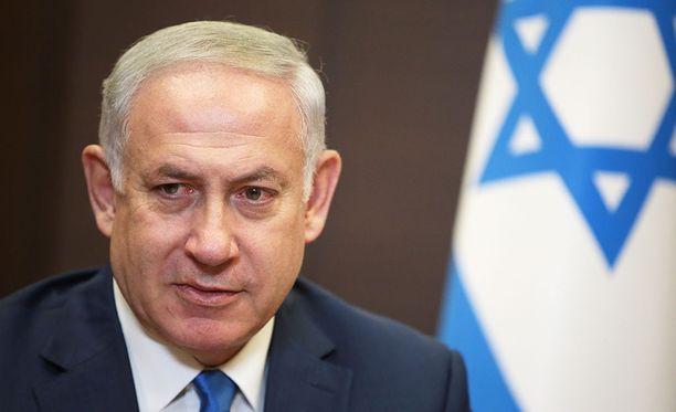 Israelin pääministeri Benjamin Netanjahu pitää Libanonin pääministerin eroa ja pelkoa joutumisesta salamurhatuksi varoituksena Iranin aiheuttamasta uhasta.