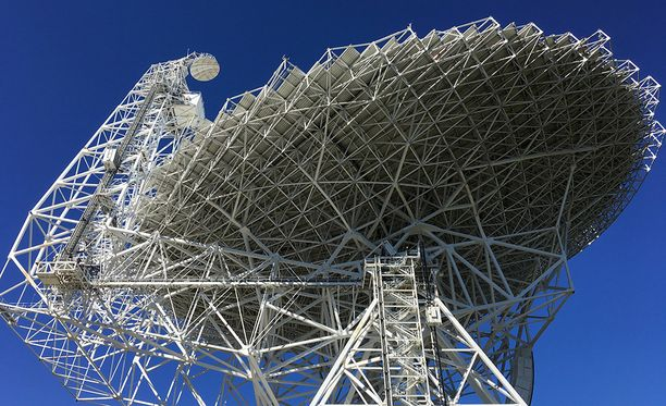 Green Bankin radioteleskooppi pystyy havaitsemaan hyvin heikot signaalit.