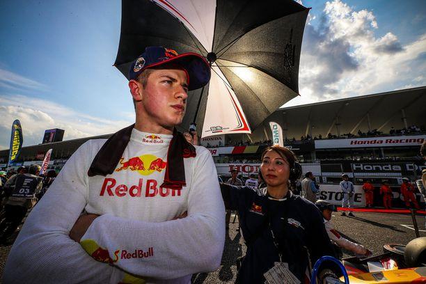 Jüri Vips, 19, on Red Bullin junioriohjelman timantti.