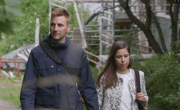 Mikko ja Heidi eivät saaneet riitojaan sovittua, vaan päätyivät jatkamaan elämää erillään.
