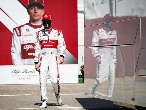 Yksikään toinen kuljettaja ei ole ajanut yhtä paljon F1-kilometrejä kuin Kimi Räikkönen.