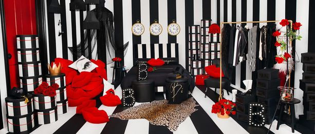 Ikea kertoo, että malliston tuotteet on suunniteltu tuomaan kotiin ylellisen pukeutumishuoneen tunnelmaa.