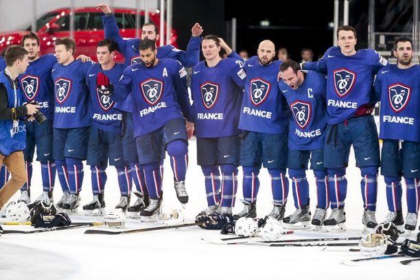 Kaksi vuotta sitten Pariisissa Ranska voitti Suomen ensimmäisen ja toistaiseksi ainoan kerran.